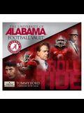 University of Alabama Football Vault Book