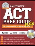 Peterson's ACT Prep Guide Plus