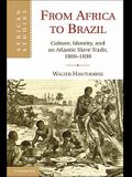 From Africa to Brazil: Culture, Identity, and an Atlantic Slave Trade, 1600 1830
