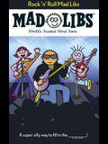 Rock 'n' Roll Mad Libs