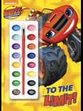 To the Limit! (Blaze and the Monster Machines) (Deluxe Paint Box Book)