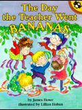 The Day the Teacher Went Bananas (Picture Puffin)