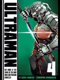 Ultraman, Vol. 4, Volume 4