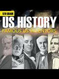 5th Grade Us History: Famous US Inventors (Booklet)