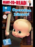 Operation Library!