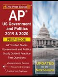 AP US Government and Politics 2019 & 2020 Prep Book: AP United States Government and Politics Study Guide & Practice Test Questions [Updated for the N
