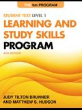 The hm Learning and Study Skills Program: Student Text Level 1, 4th Edition