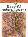 Creative Haven Beautiful Nature Designs Coloring Book