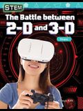 Stem: The Battle Between 2-D and 3-D: Shapes