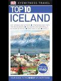 Top 10 Iceland (Eyewitness Top 10 Travel Guide)