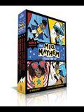 The MIA Mayhem Collection #2: MIA Mayhem Stops Time!; MIA Mayhem vs. the Mighty Robot; MIA Mayhem Gets X-Ray Specs; MIA Mayhem Steals the Show!