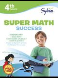 4th Grade Jumbo Math Success Workbook: Activities, Exercises, and Tips to Help Catch Up, Keep Up, and Get Ahead