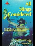 All Stings Considered: First Aid and Medical Treatment of Hawaii's Marine Injuries