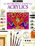DK Art School: An Introduction to Acrylics