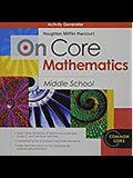 On Core Mathematics: Activity Generator CD-ROM Grades 6-8
