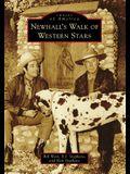 Newhall's Walk of Western Stars