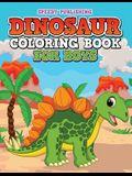 Dinosaur Coloring Book For Boys