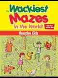 The Wackiest Mazes in the World! Kids Maze Activity Book