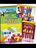Learn-At-Home: Math Bundle Grade K
