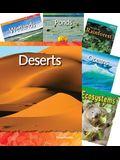 Biomes and Habitats 10-Book Set