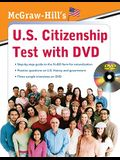 McGraw-Hill's U.S. Citizenship Test with DVD [With DVD]
