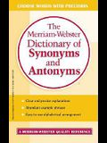 The Merriam-Webster Dictionary of Synonyms & Antonyms