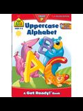Uppercase Alphabet Deluxe Edition Workbook