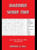 Masonic Word Find