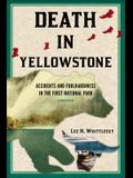 Death in Yellowstone REV Ed PB