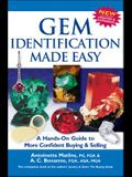 Gem Identification Made Easy (5th Edition): A Hands-On Guide to More Confident Buying & Selling