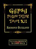 Gypsy Fortune Telling Tarot Kit: Formerly Buckland's Complete Gypsy Fortune-Teller [With 78 Full-Color Cards]