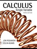 Calculus: Late Transcendentals Single Variable