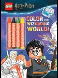 Lego(r) Harry Potter(tm): Color the Wizarding World