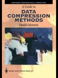 A Guide to Data Compression Methods [With CD-ROM]