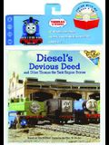 Diesel's Devious Deed Book & CD (Thomas & Friends) (Book and CD)