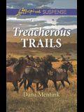Treacherous Trails (Gold Country Cowboys)