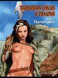 Barbarian Chicks & Demons, Volume 7