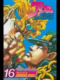 Jojo's Bizarre Adventure: Part 3--Stardust Crusaders, Vol. 16