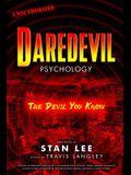 Daredevil Psychology, Volume 9: The Devil You Know