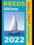 Reeds Pbo Small Craft Almanac 2022