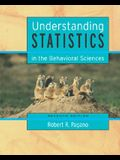 Understanding Statistics in the Behavioral Sciences [With CDROM and Infotrac]