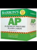 Barron's AP European History Flash Cards