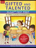 Gifted and Talented OLSAT Test Prep (Level A): Test preparation for OLSAT Level A; Workbook and practice test for children in kindergarten/preschool