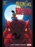 Moon Girl and Devil Dinosaur Vol. 8: Yancy Street Legends