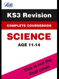 Letts Key Stage 3 Revision -- Science: Complete Coursebook