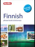 Berlitz Phrase Book & Dictionary Finnish (Bilingual Dictionary)