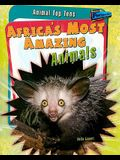 Africa's Most Amazing Animals (Animal Top Tens)