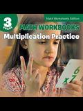 3rd Grade Math Workbooks: Multiplication Practice - Math Worksheets Edition