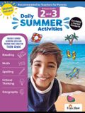 Daily Summer Activities: Moving from 2nd Grade to 3rd Grade, Grades 2-3