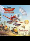 Planes: Fire & Rescue Read-Along Storybook and CD [With Paperback Book]